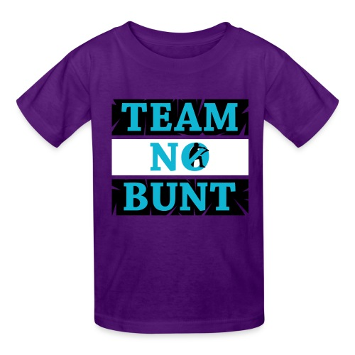 Team No Bunt - Kids' T-Shirt