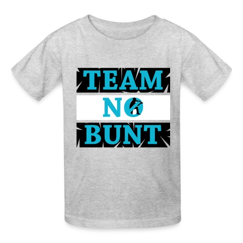 Team No Bunt - Kids' T-Shirt