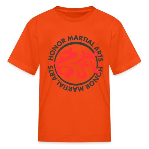 Honor Martial Arts - Kids' T-Shirt