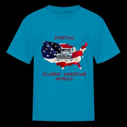PONTIAC MUSCLE - Kids' T-Shirt