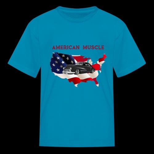 US Muscle - Kids' T-Shirt