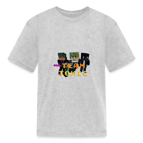 TeamToxic Merch Design 1 - Kids' T-Shirt