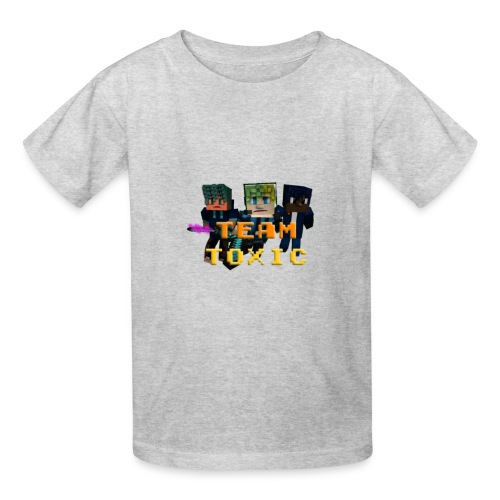 TeamToxic Merch Design 1 - Kids' T-Shirt