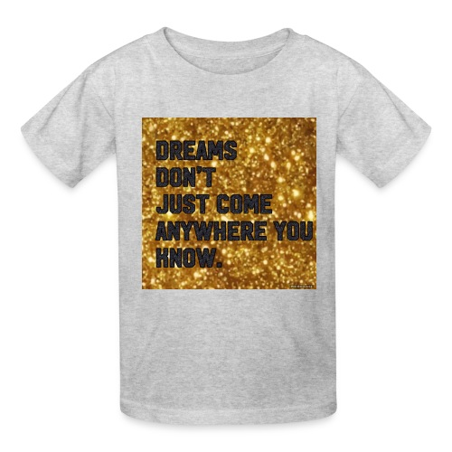 dreamy designs - Kids' T-Shirt