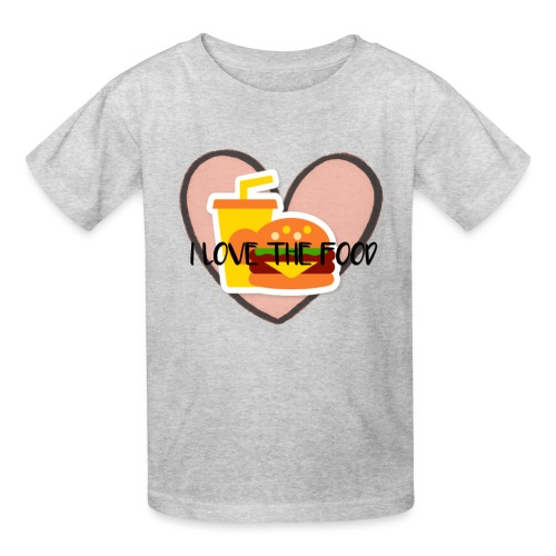Food - Kids' T-Shirt