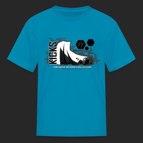 Wicked Dano Sneaker 1 - Kids' T-Shirt