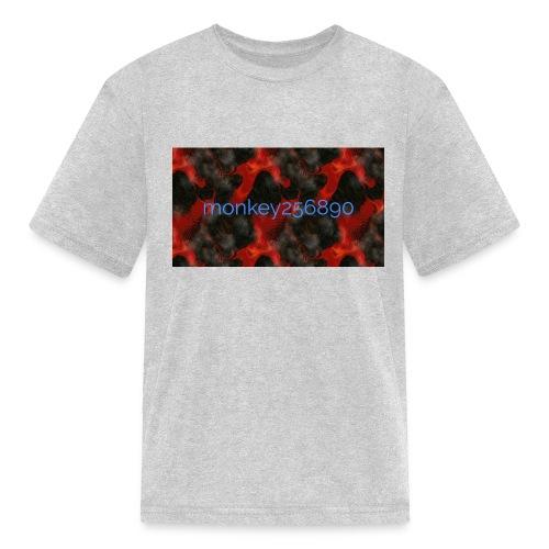 monkey logo - Kids' T-Shirt