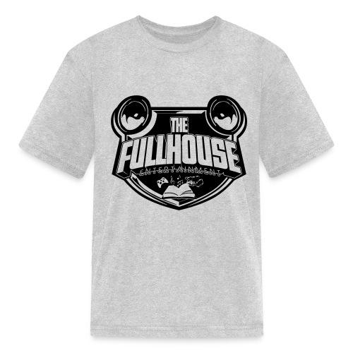 iPad 2/3 Case With Black/White FHE Logo - Kids' T-Shirt