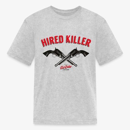 Hired Killer - Kids' T-Shirt