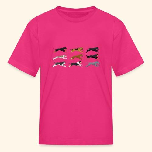 The Starting Nine - Kids' T-Shirt
