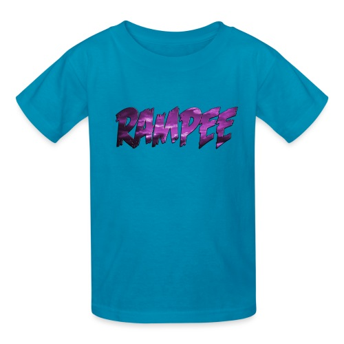 Purple Cloud Rampee - Kids' T-Shirt