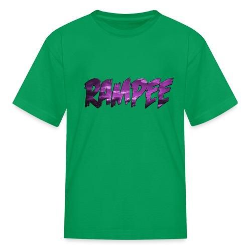 Purple Cloud Rampee - Kids' T-Shirt