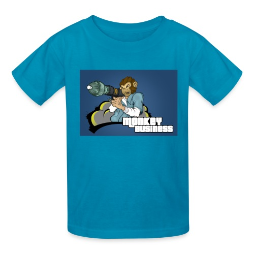 MonkeyBuisness - Kids' T-Shirt