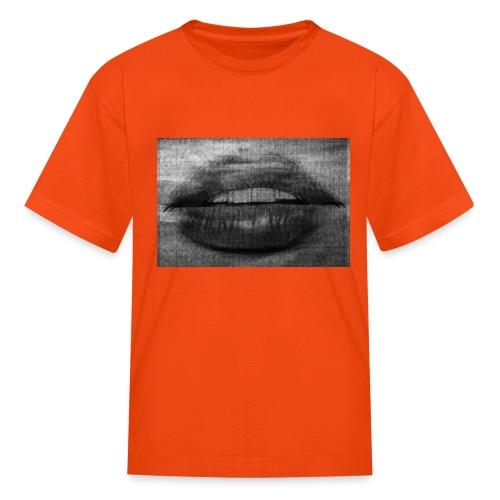 Blurry Lips - Kids' T-Shirt
