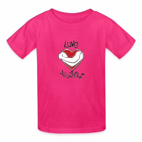 LOVE YOURSELF - Kids' T-Shirt