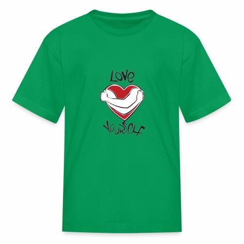 LOVE YOURSELF - Kids' T-Shirt