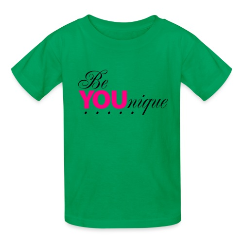 Be Unique Be You Just Be You - Kids' T-Shirt