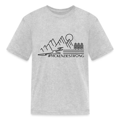 McKenzie Strong - Kids' T-Shirt