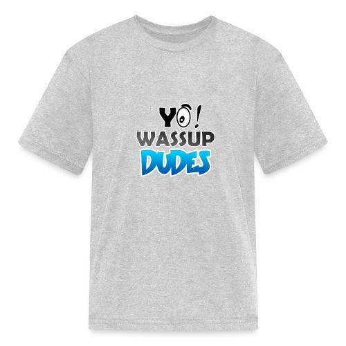 Official CaseyDude Merch! - Kids' T-Shirt