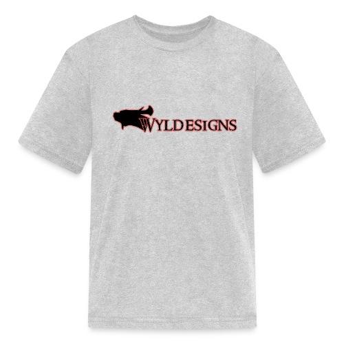 Wyldesigns Logo - Kids' T-Shirt