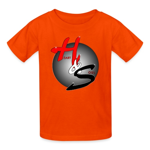 Heart & Soul Concerts official Brand Logo - Kids' T-Shirt