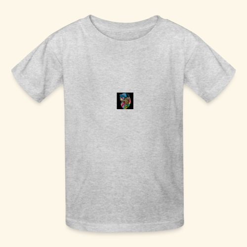 Tommy The Cats Kid and Babies wearing - Kids' T-Shirt