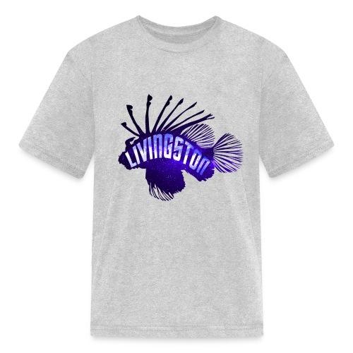 Picard's fish Livingston - Kids' T-Shirt