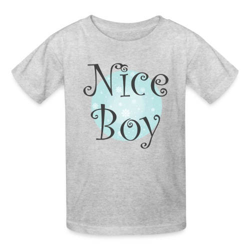 Nice Boy - Kids' T-Shirt