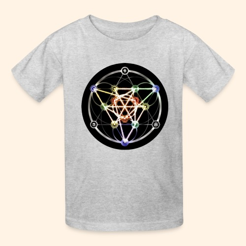Classic Alchemical Cycle - Kids' T-Shirt