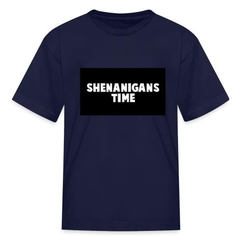SHENANIGANS TIME MERCH - Kids' T-Shirt