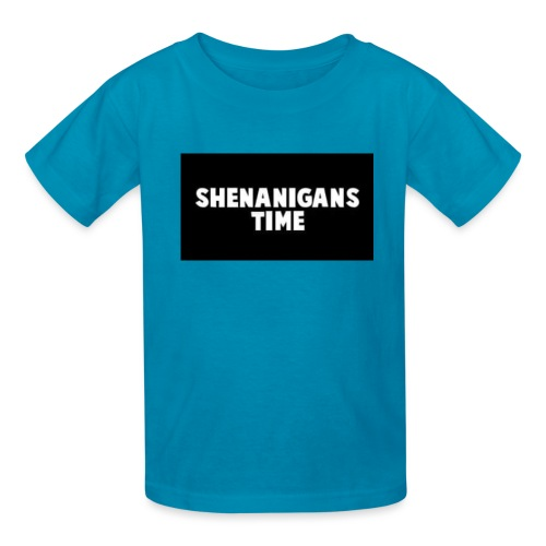 SHENANIGANS TIME MERCH - Kids' T-Shirt