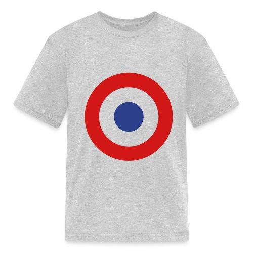 France Symbol - Axis & Allies - Kids' T-Shirt
