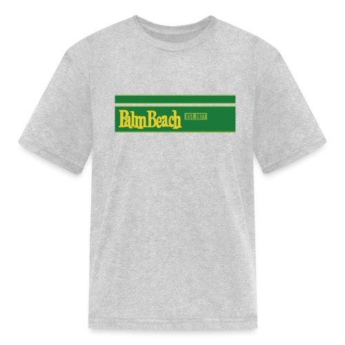 PalmBeach est1977 - Kids' T-Shirt