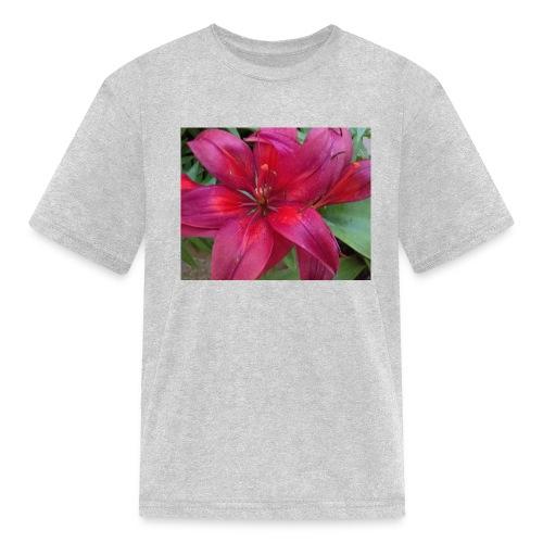 Exotic Flower - Kids' T-Shirt