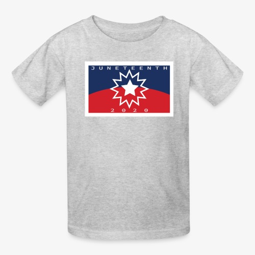 Juneteenth01 - Kids' T-Shirt