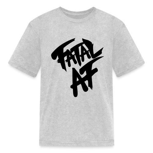 fatalaf - Kids' T-Shirt