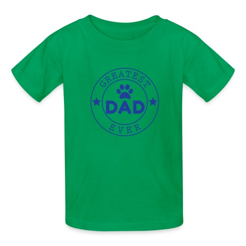 Dogdad - Kids' T-Shirt