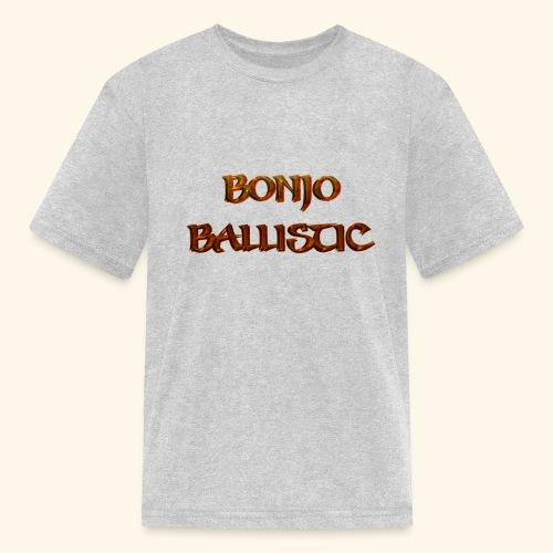 BonjoBallistic - Kids' T-Shirt