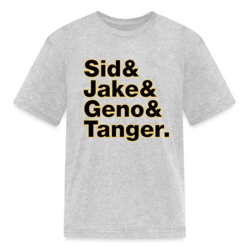 Helvetica& Hockey 2021 - Kids' T-Shirt
