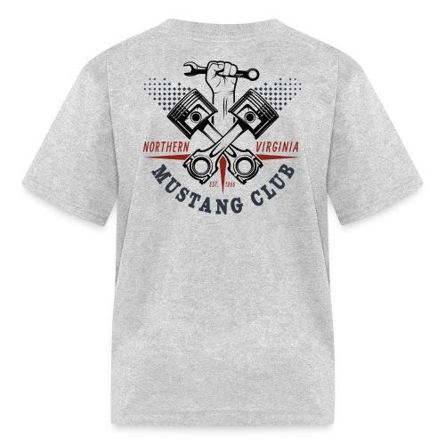 Crazy Pistons logo t-shirt - Kids' T-Shirt