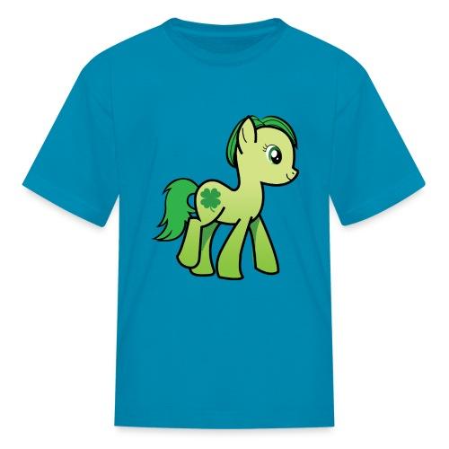 Irish Pony 2 - Kids' T-Shirt