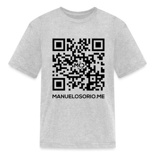 back_design9 - Kids' T-Shirt