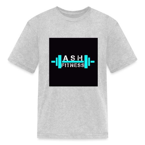 ASH FITNESS ACCESSORIES - Kids' T-Shirt