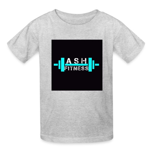 ASH FITNESS ACCESSORIES - Kids' T-Shirt