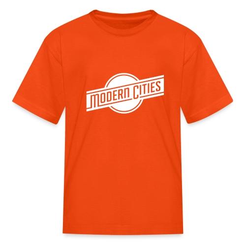 Modern Cities - Kids' T-Shirt