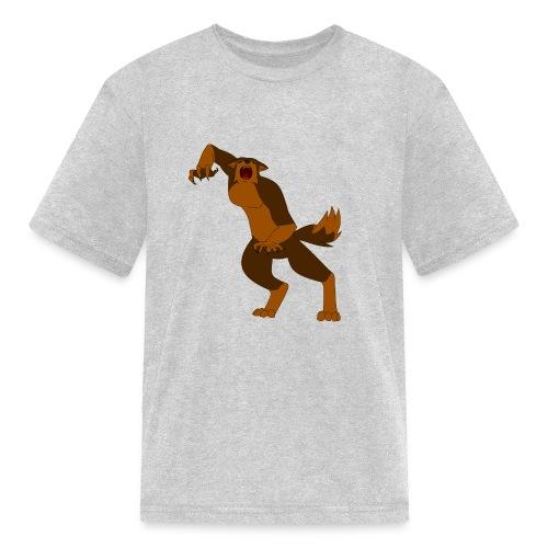 Werewolf Kiba - Kids' T-Shirt
