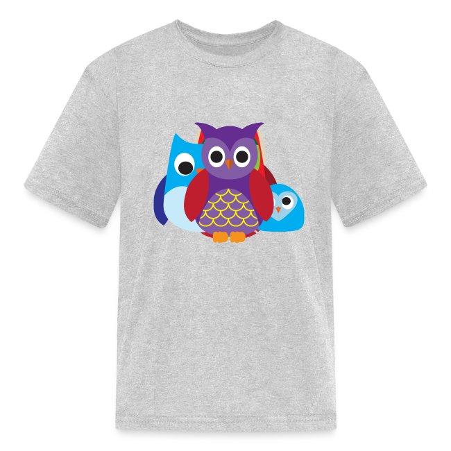 Cute Owls Eyes