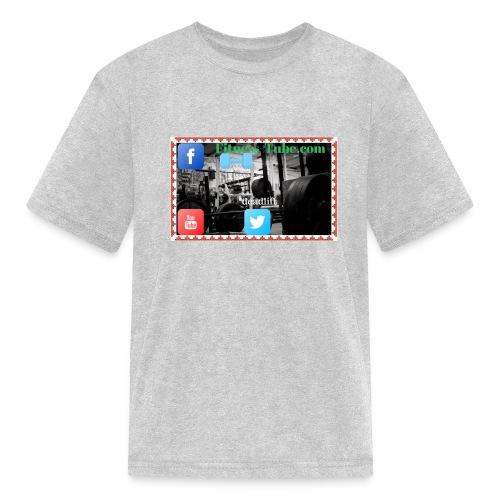 gym199 1 - Kids' T-Shirt