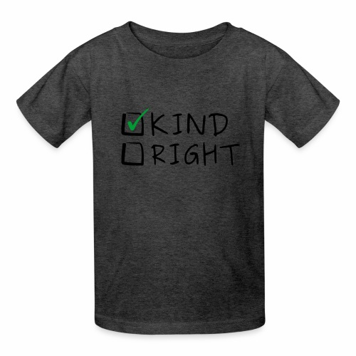 Choose Kind Anti-Bullying - Kids' T-Shirt