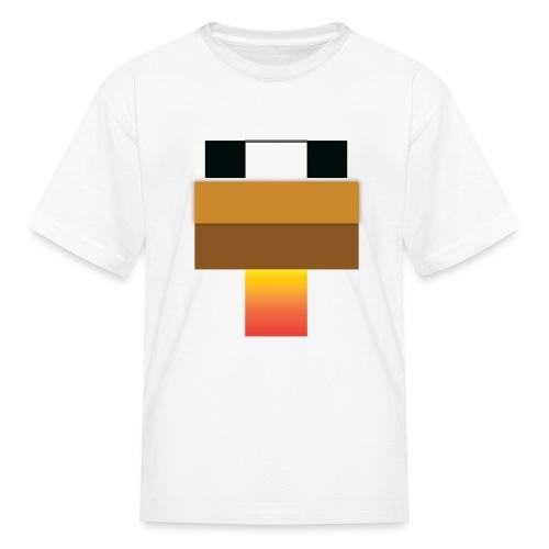 chicken Head - Kids' T-Shirt